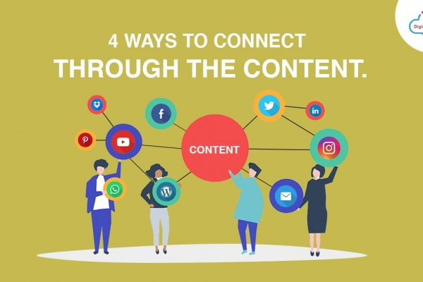 4 Ways to Make to connect through the content!